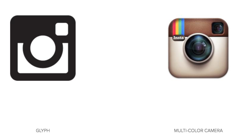 current instagram logos