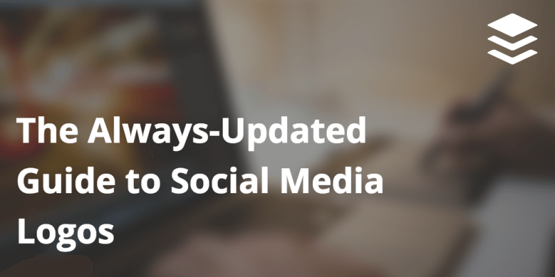 The Always Updated Guide to Social Media Logos