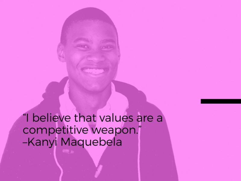 Kanyi quote