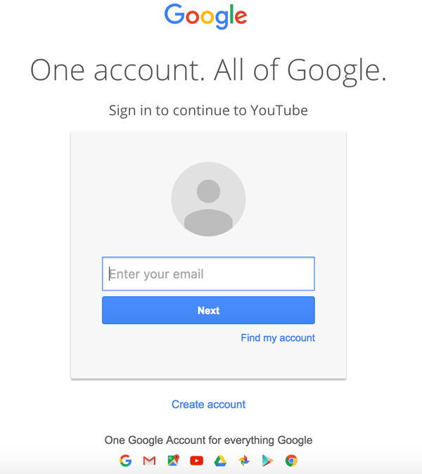 google-account